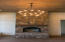 Stone Fireplace- Wood or Gas