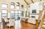 Beautiful hardwood floors throughout main level.
