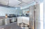 Terrace level kitchen