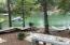 Water view at full pool.