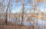 Gorgeous Hardwoods and good building site. Large lot.