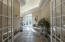 Very Large Open hallway from one side of the home to the other