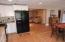 kitchen /den