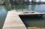 Deep water dock