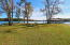 Flat point lot with over 400 feet of Lake Martin water frontage.