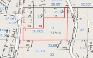Peckerwood Road-Lot, Jacksons Gap, AL 36861