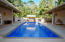 Beautiful couryard with your own private pool