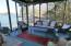 Master screened porch