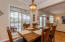 Wonderful open floorplan perfect for entertaining inside and on the adjoining screened porch overlooking the tranquil waters of Lake Martin