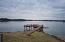Dock, boat slip and boat lift