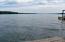 Big water views.