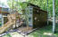 Flexible storage shed could be multiple purpose, your choice.