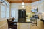 Massive kitchen with all the amenities.