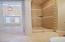 Downstairs 3/4 bath Guest House