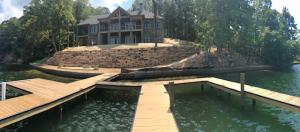 Deep water, great view, big private lot, One of the Best Homes on Lake Martin