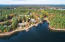 Aerial Lakeside