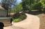 Concrete drive makes access easy and safe