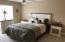 3 of 4 large bedrooms