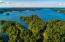 Lots offer big water views