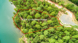 Lot 27 Sailors Pt, Alexander City, AL 35010