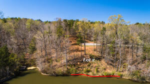 Lot 2 & 2B Scenic Shores Way, Jacksons Gap, AL 36861