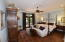 Gorgeous Master Bedroom addition, opens to a private patio.