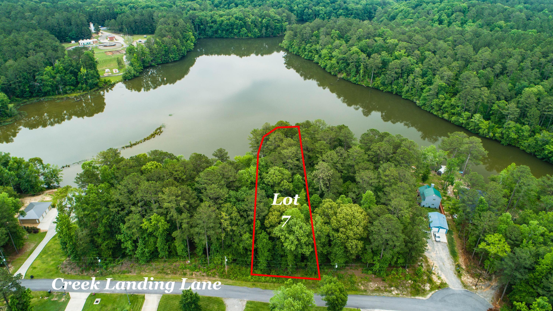 Lot 7 Creek Landing Ln, Alexander City, AL 35010