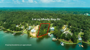 Lot 25 Shady Bay Dr, Jacksons Gap, AL 36861