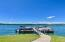 Dedicated boat slips just steps from your condo!