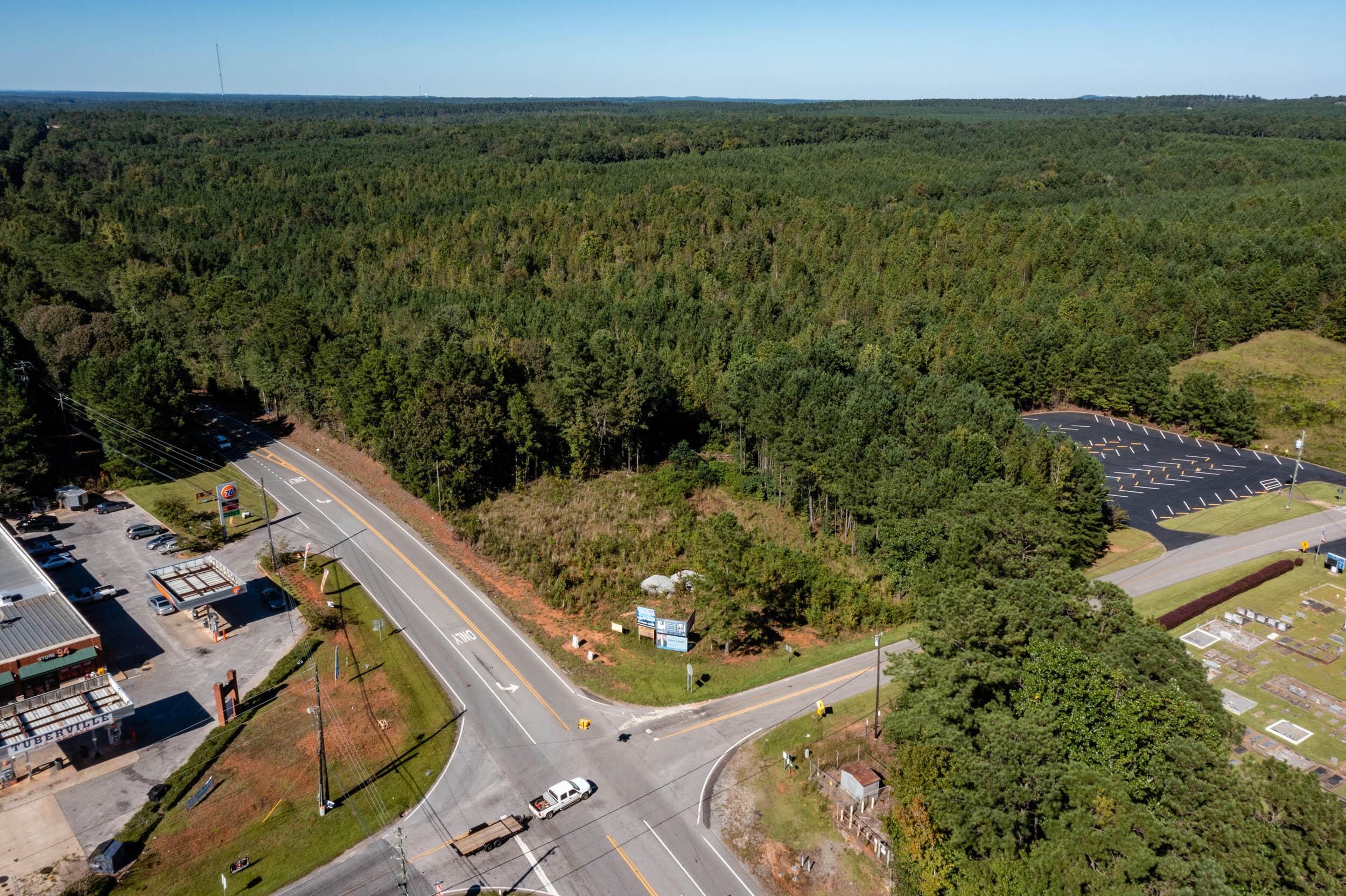 Corner of CR 34 & Hwy 49 S, Dadeville, AL 36853