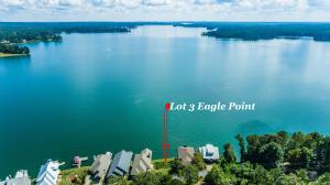 Lot 3 Eagle Point, Alexander City, AL 35010