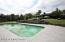 Inground pool for your enjoyment.