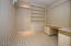 Private office or could be used for nursery or library included in ensuite area of master bedroom.