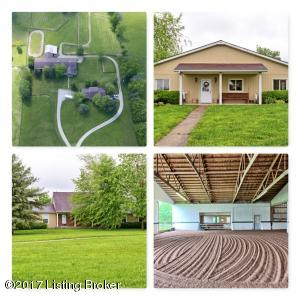 5657 Buck Creek Rd, Finchville, KY 40022