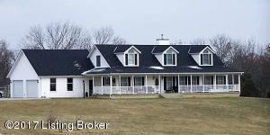 158 Happy Ridge Rd, Pleasureville, KY 40057