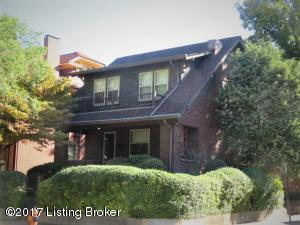 Welcome to 1381 S 1st Street at the corner of Magnolia & S 1st in Historic Old Louisville! Delightful Craftsman Bungalow has GREAT BONES!