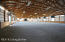 Indoor arena with large windows (with garage doors openers) allow for great cross breezes