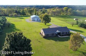 Wow! What a property. 5.01 acres