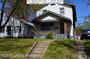 1111 Euclid Ave, 1, Louisville, KY 40208