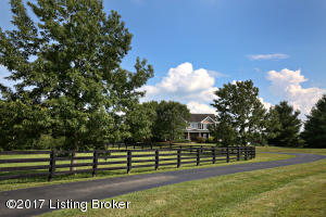 Picturesque Bluegrass Home