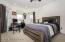 2nd bedroom on 1st floor