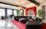 Characteristic wood trim and beautiful floors