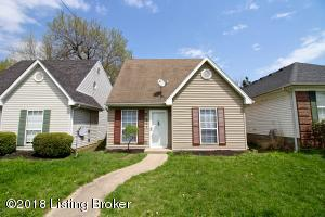 611 Malcolm Ave, Louisville, KY 40223