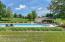 Regulation size pool, pool house, baths and grilling area