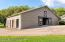 Frame Horse Barn with 13 Stalls