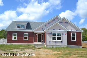 4814 Deer Creek Pl, Lot 22, Smithfield, KY 40068