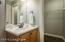 2nd floor private full bath & walk-in closet