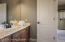 2nd floor jack & jill bath