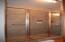 Large tiled shower in smaller master bedroom en suite