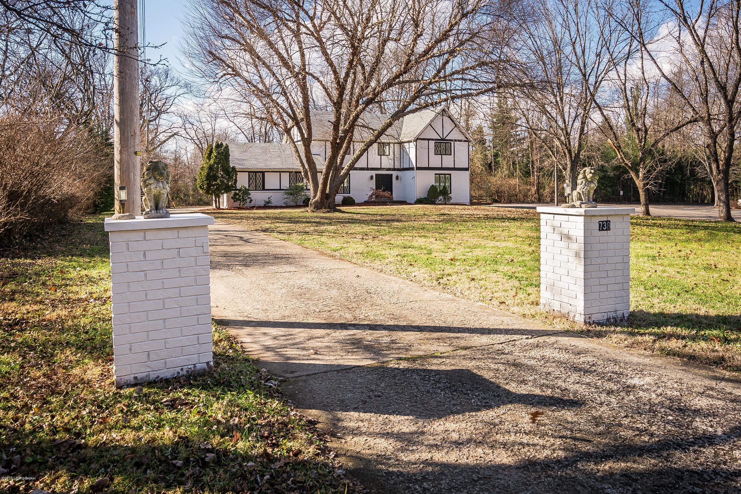 738 Old Harrods Creek Rd